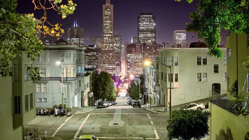 Header of San Francisco