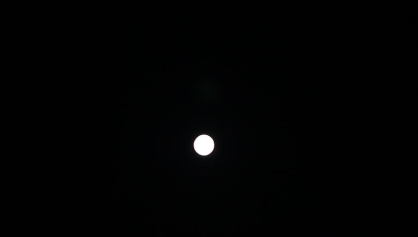 Full moon in the sky | Shutterstock HD Video #17770195