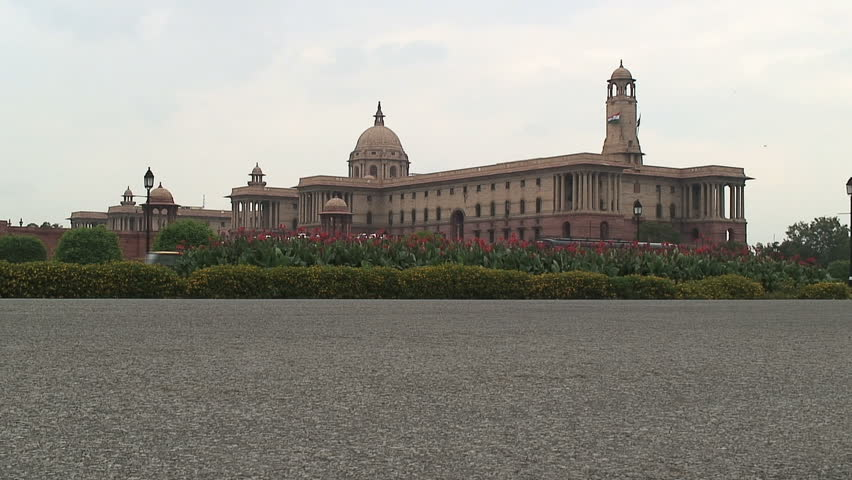 Indian Parliament Building, New, Delhi