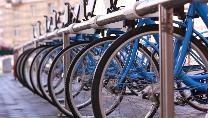 city bicycles for rent