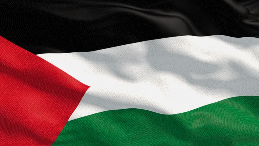 Afghanistan waving flag on green screen stock footage video 2406950 shutterstock - Palestine flag wallpaper hd ...