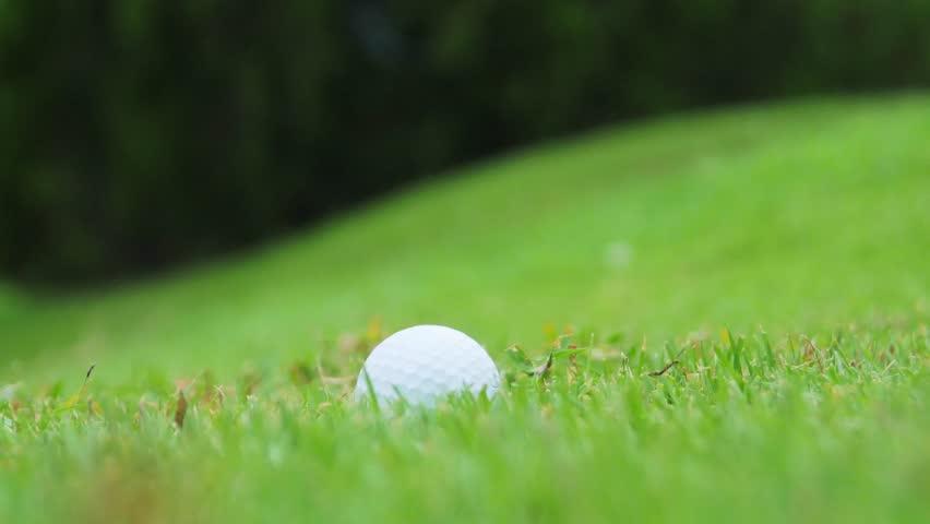 Header of golf stroke