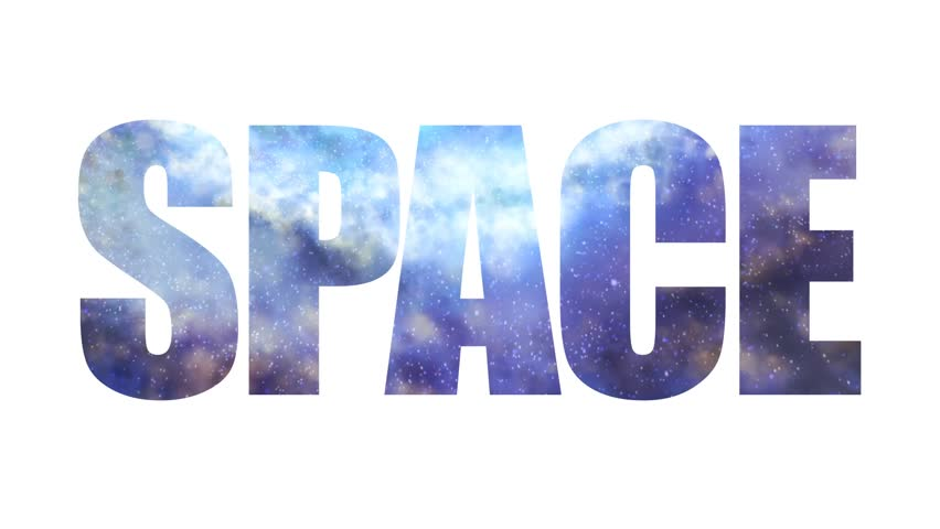 stock video of word space with a flying inside 18342265 shutterstock
