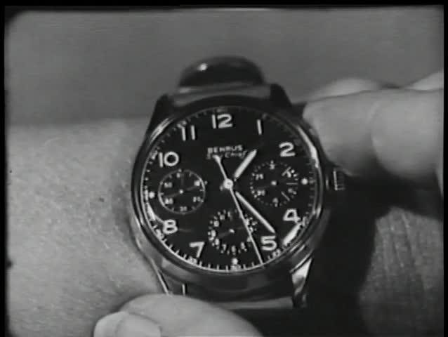 Close-up stop watch