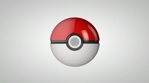 Poke ball 3D Video