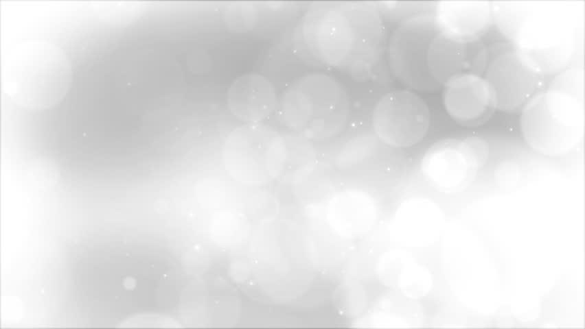 Slow Silver Bokeh Blur Background   Shutterstock HD Video #18517805
