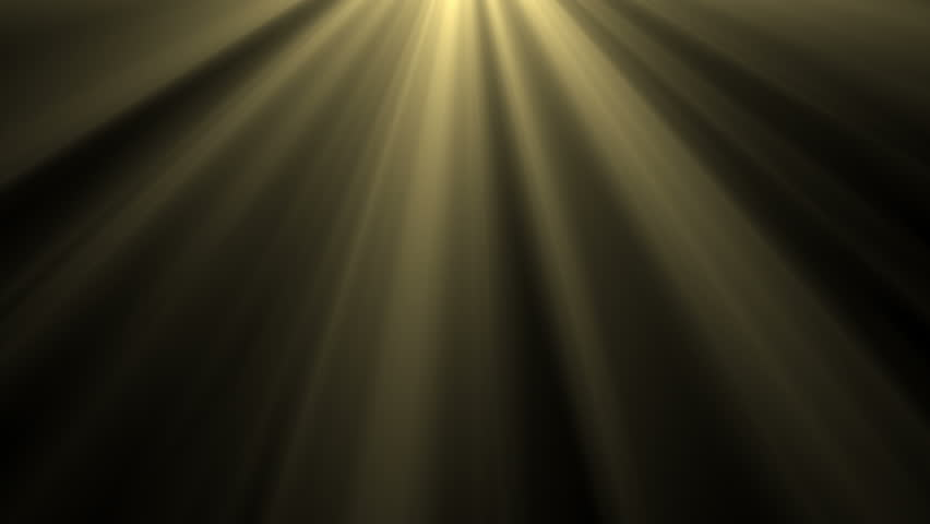 Abstract background with shining yellow sunburst. Smooth animation looped. With a central place for your logo text. Abstract golden sunburst rays of light. 4K ultra HD video