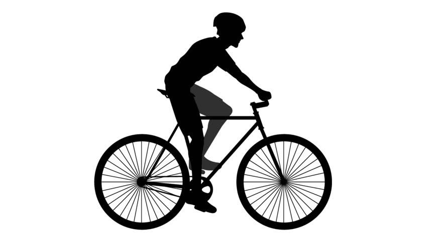 8bf55b896bb Cycling, Bike Movement Stock Footage Video (100% Royalty-free ...