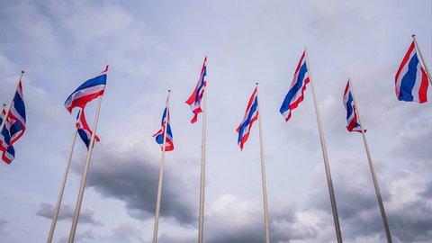 Thailand Flag, National flag