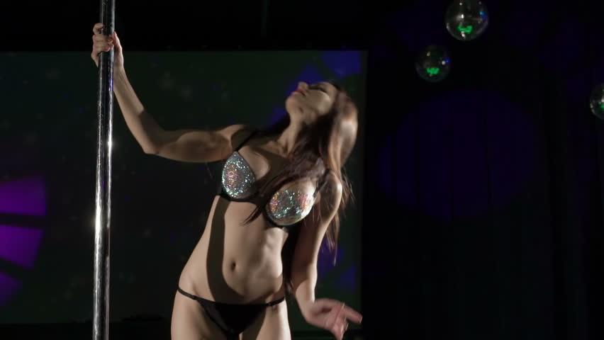 Sexy exotic dance clip