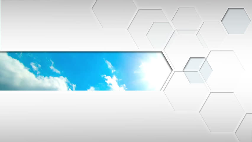 Animated Intro Background Template For Stock Footage Video 100