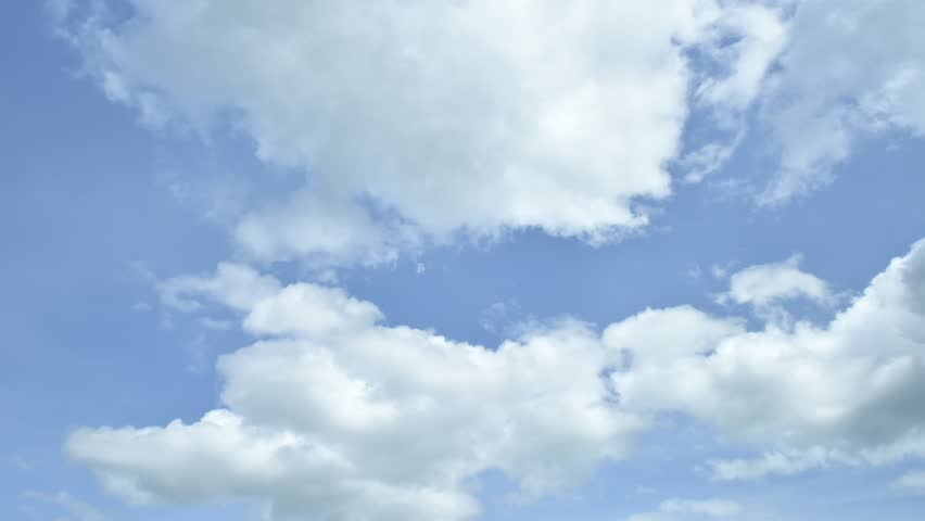 Time Lapse rolling clouds | Shutterstock HD Video #19277545