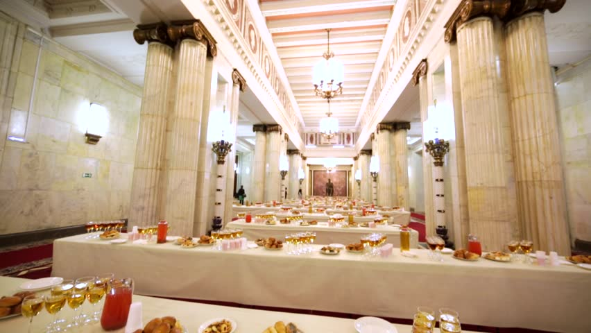 Stock video of Beautiful Wedding Table Set Up 29366782 | Shutterstock