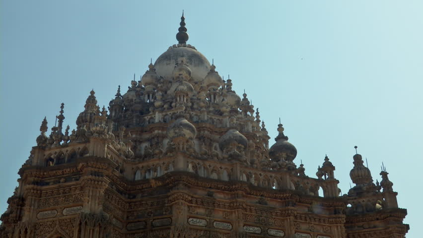 Bahauddin Makbara, (a mausoleum)  in Junagadh, Gujarat, India
