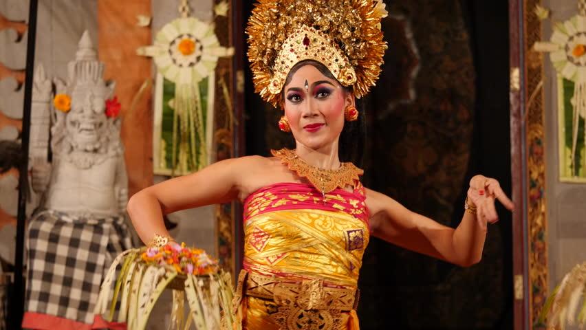 Ubud Bali Indonesia September Stock Footage Video 100