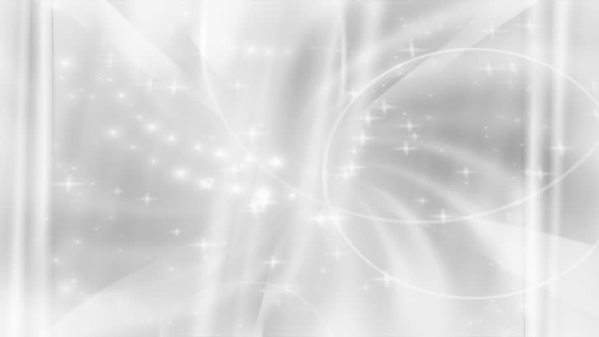 Wedding Background Texture Footage Page 3: White Satin Background With Stars Stock Footage Video (100