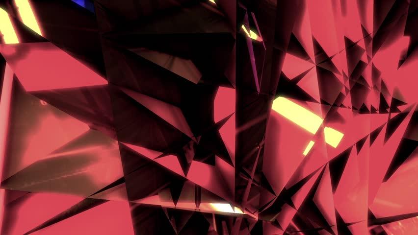 red diamonds background-#32
