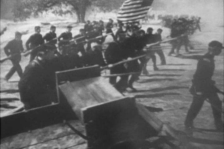 a description of gettysburg as the turning point in the american civil war
