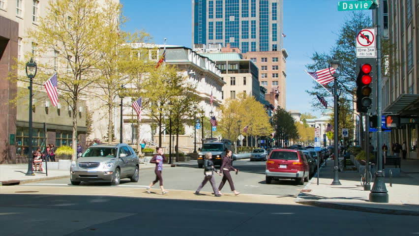 Raleigh, Nc - 2016: Downtown Stock Footage Video (100% Royalty-free)  19842595 | Shutterstock