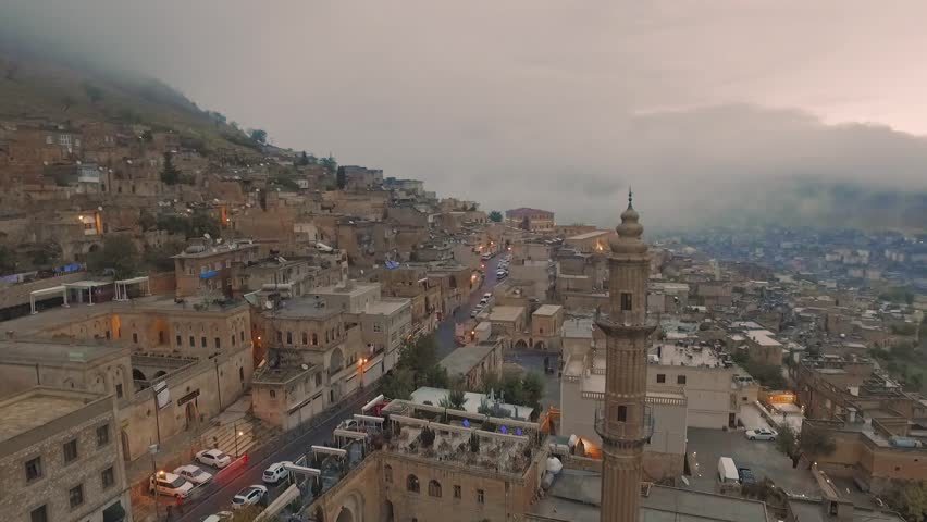 city of old mardin, eski mardin, old city, old middle east city