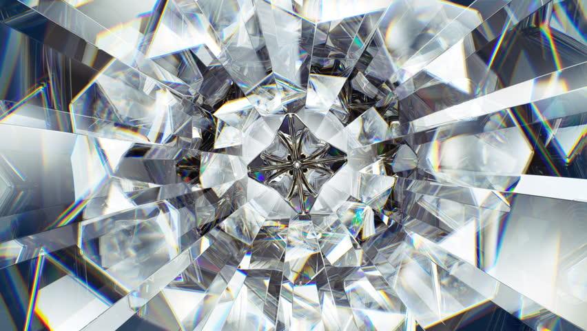 Diamond gem texture