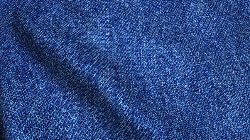 1de88c0ab4a1 Realistic Ultra-HD jeans cloth waving in the wind. Seamless loop with  highly detailed fabric texture