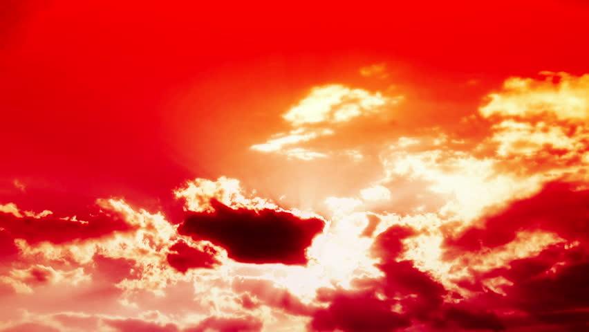 Cloud TimeLapse 4