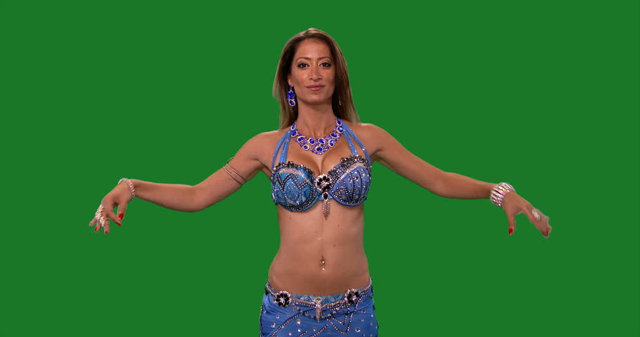 Sexy belly dance clips