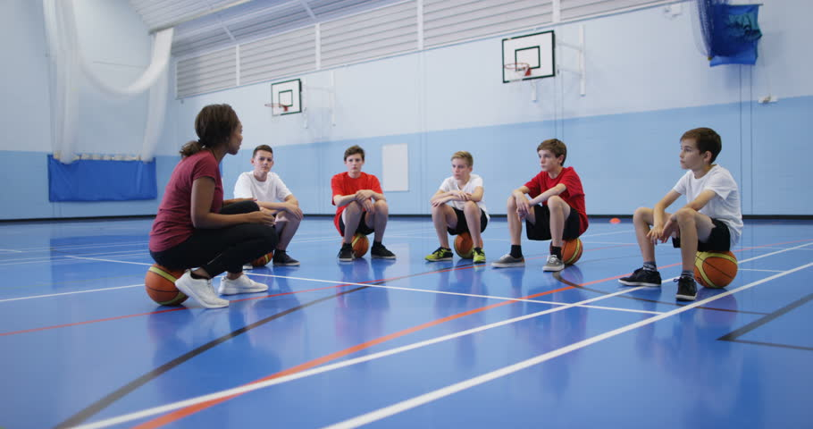 Physical education for teens