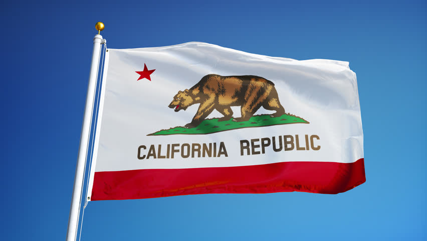 what is california state flag