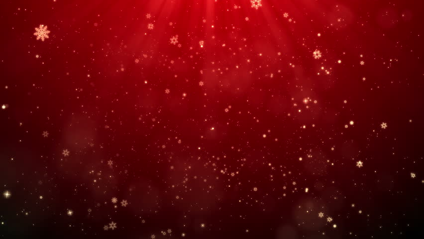 Red Christmas Background.Red Christmas Snowflakes Falling Shiny Stock Footage Video 100 Royalty Free 20950135 Shutterstock