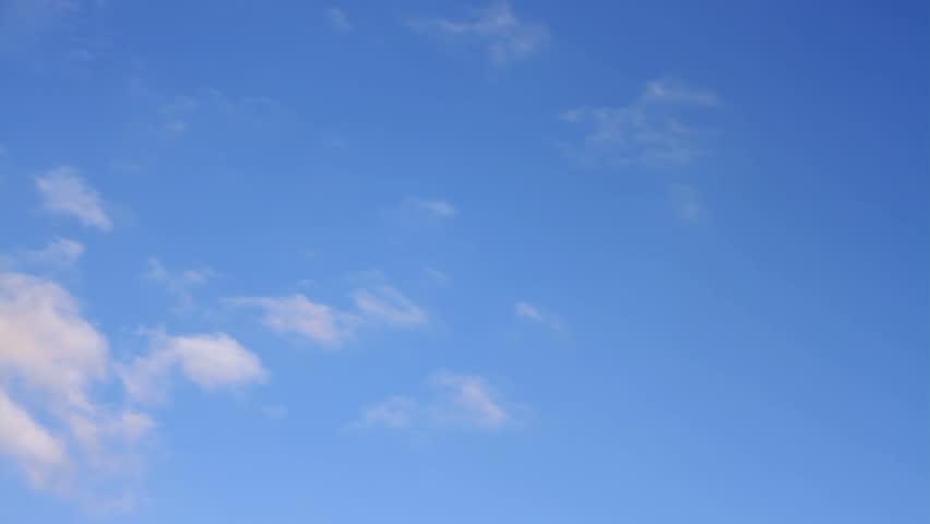 Beautiful cloudscape; Timelapse  #2098295