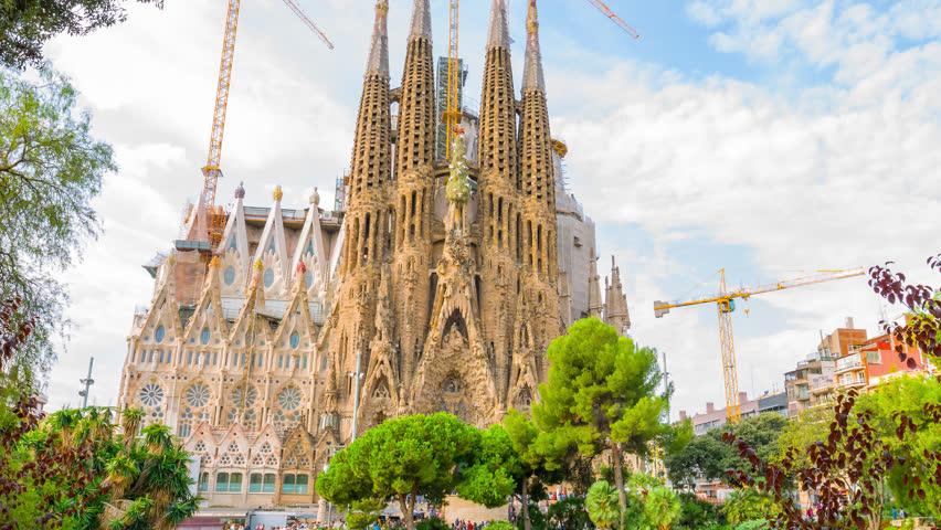 historical barcelona spain 4k - photo #41