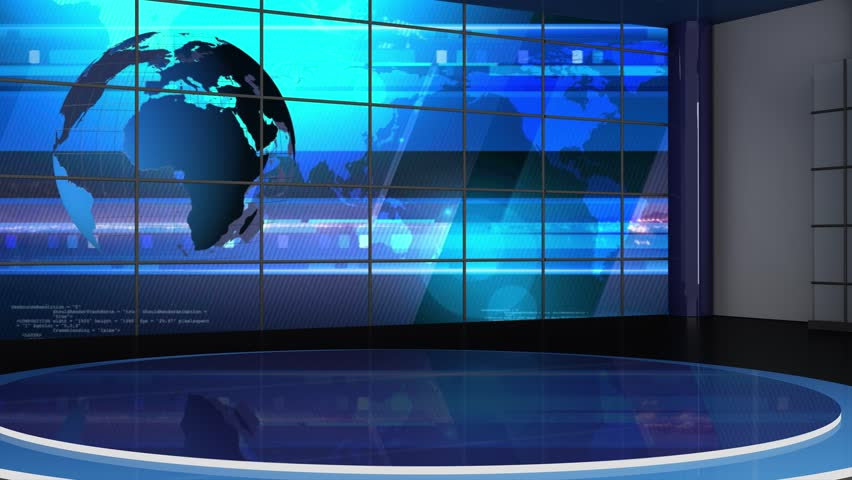 tv studio background stock footage video shutterstock. Black Bedroom Furniture Sets. Home Design Ideas