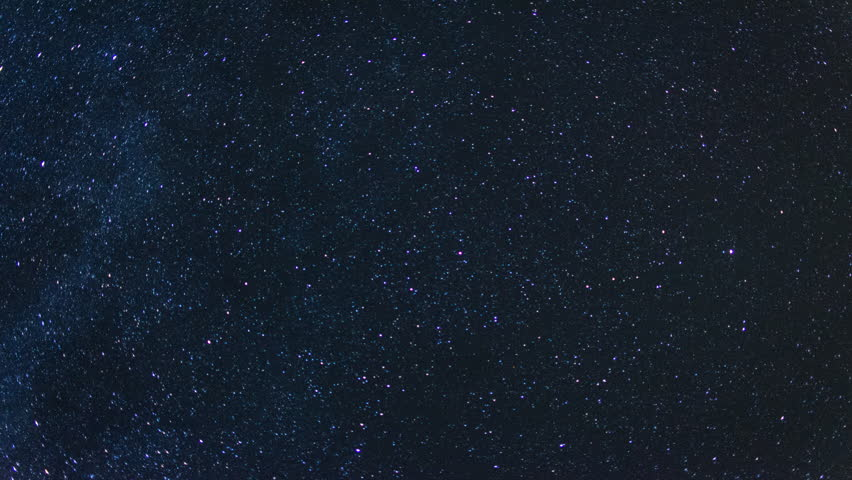 stars rotating north pole star の動画素材 完全ロイヤリティフリー