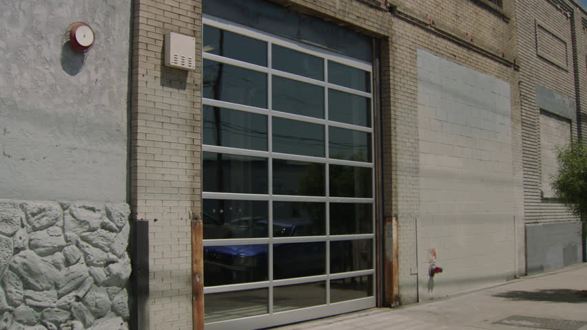 Day Glass Roll Door 2 Story Brick Warehouse Industrial Building Then Tilt  Up Open Air Windows