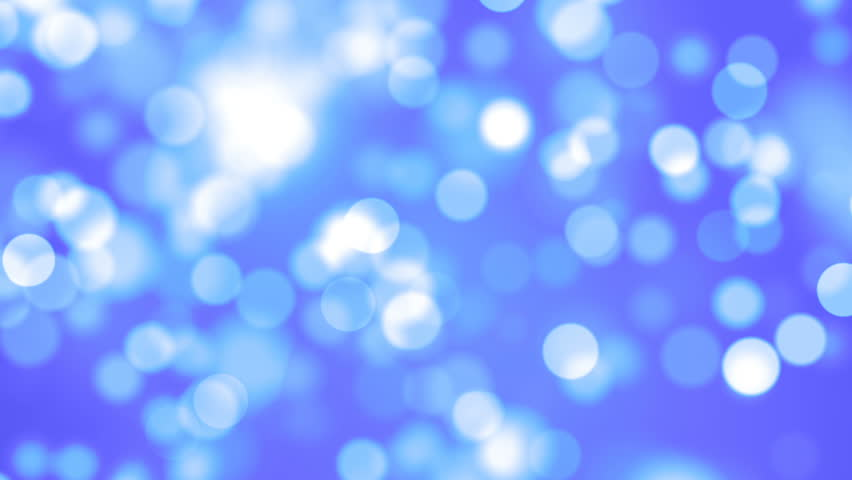 Blue Abstract Lights bokeh background loop | Shutterstock HD Video #22073785