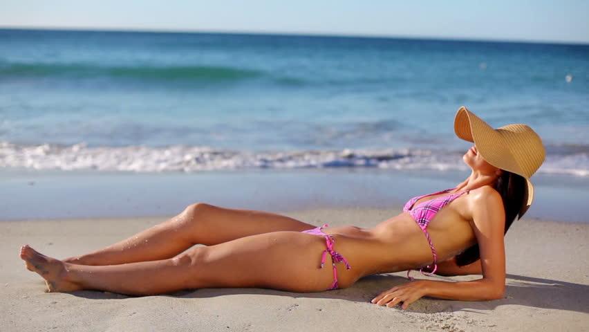 Beach bikini video clips