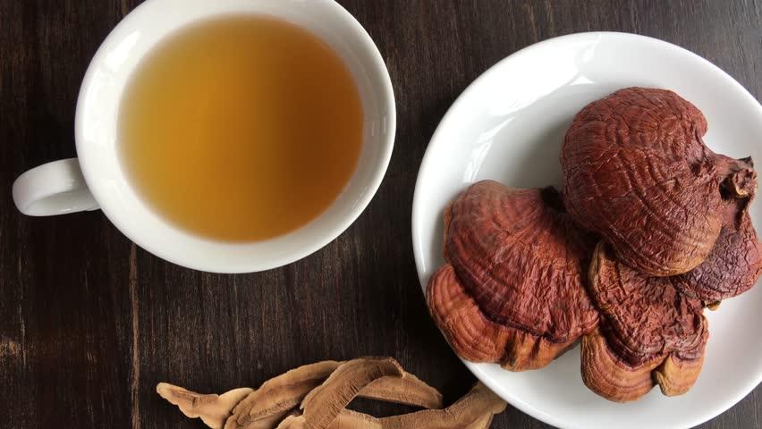 Reishi Mushrooms Tea Stock Video Footage - 4K and HD Video Clips |  Shutterstock