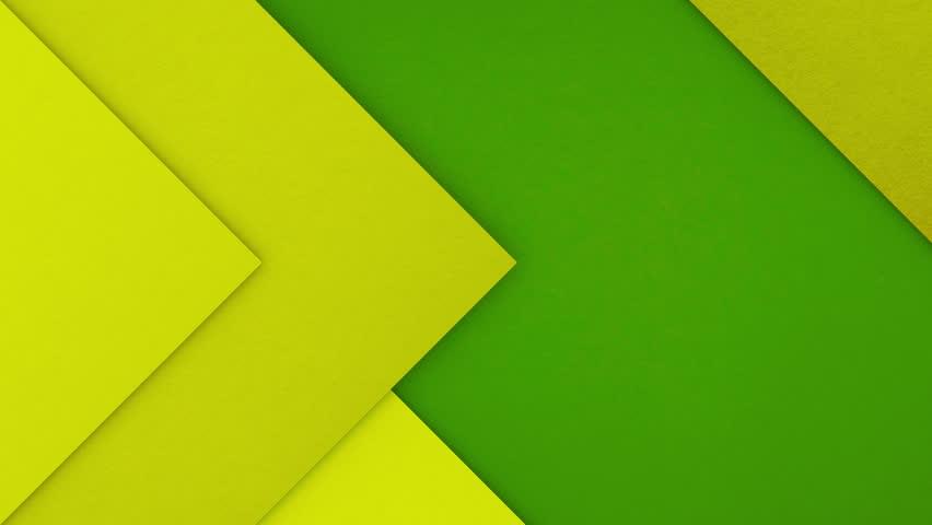 Looping Green Geometri...