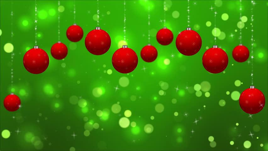Classic Christmas Motion Background Animation Perfecty: 「christmas Classic Red Green Background With」の動画素材