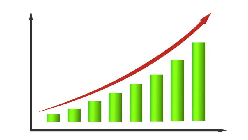 Bar graph chart diagram animation | Shutterstock HD Video #22300135