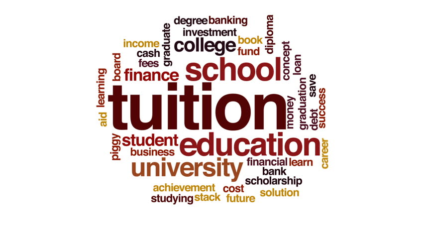 Header of tuition
