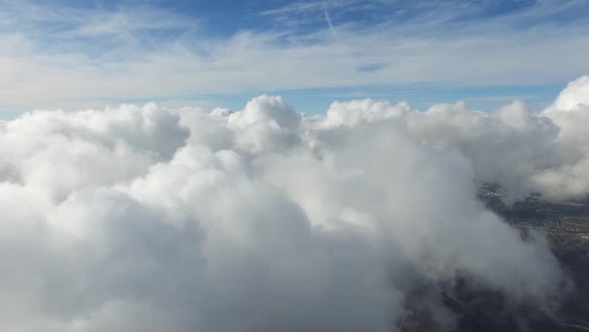 Real Rain Cloud lightning bolts strike rain shafts, clouds during summer monsoon