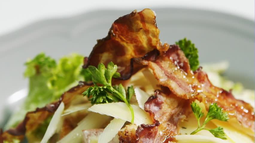 Delicious ceasar salad #22939219
