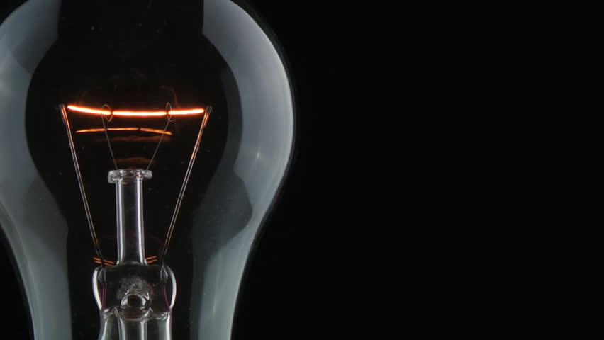Vintage Light Bulb Burns Out  Stock Footage Video (100% Royalty-free)  22988815 | Shutterstock