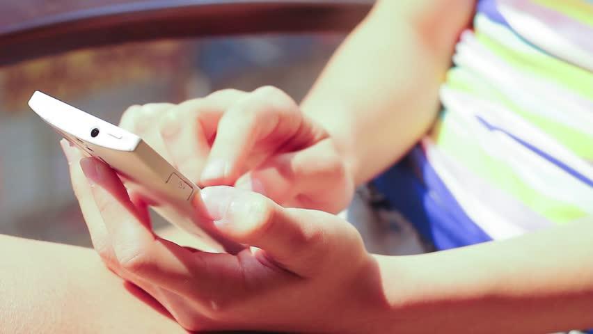 Using smart phone   Shutterstock HD Video #23048365