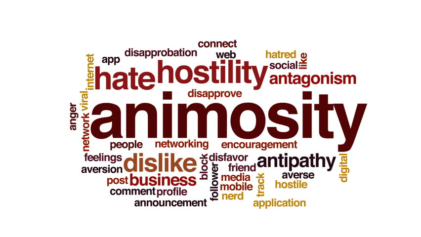 Header of animosity