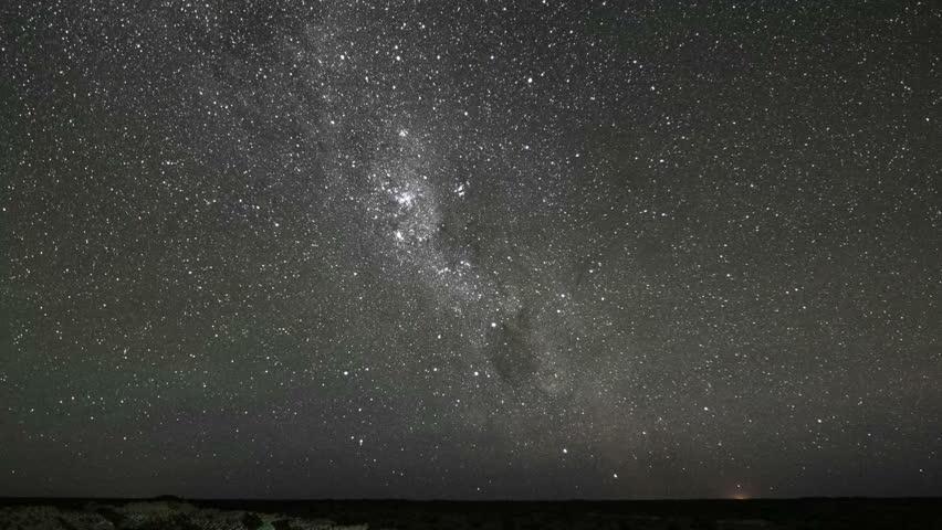 Milky Way night sky star timelapse from desert   Shutterstock HD Video #23149015