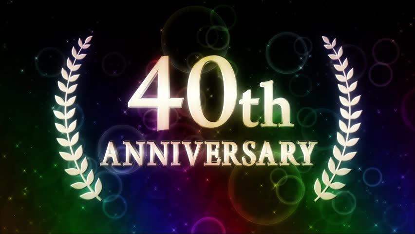 Header of 40TH